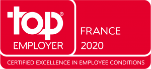 groupe randstad top employer 2020