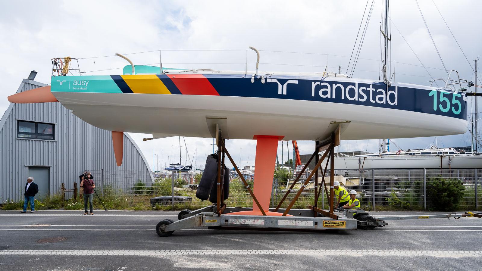 Bateau Randstad Ausy